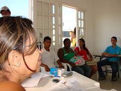 Programa Escola de Fábrica entrevista estudantes