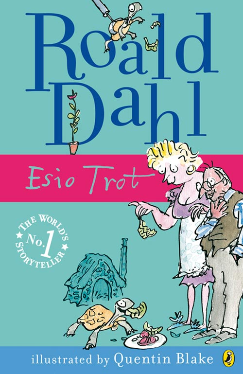 book report on esio trot by roald dahl Esio trot ebook: roald dahl,  what a fun book i haven't found a roald dahl book that i don't like love the story of esio trot quick shipping too thx.