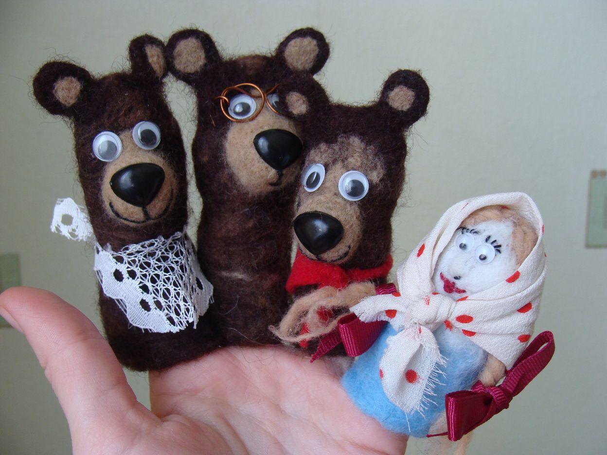 Маша и Медведь из пластиковых бутылок и монтажной пены 82