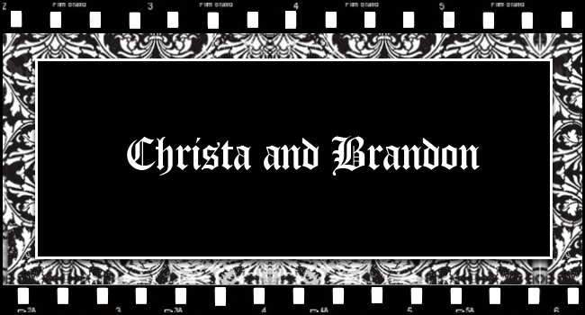 Brandon and Christa's Blog
