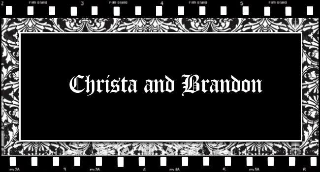 Brandon and Christa's Blog