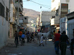 [2008] Main street in Mochaim Balata (Refugee Camp)