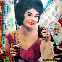 JEAN LOPEZ and Coke (1960's)