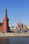 Kremlin et Saint-Basile-le-Bienheureux
