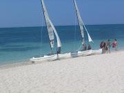 TRINIDAD CUBA BEACH