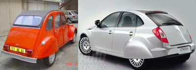Nuevo Citroen 2CV 2009