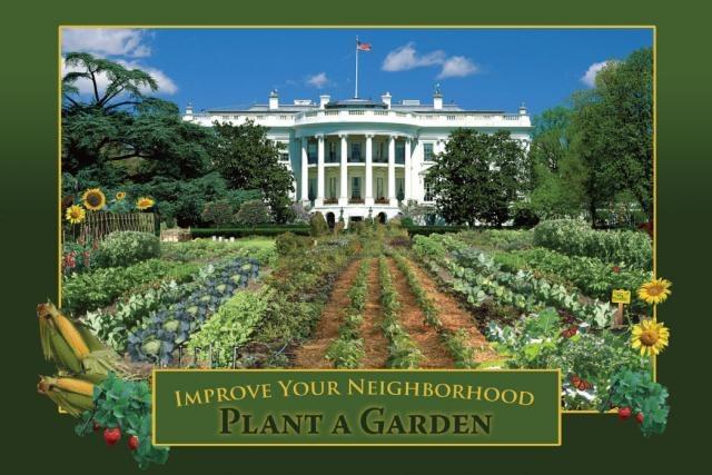 Useful Gardens: April 2010
