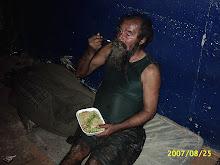 Mate a fome