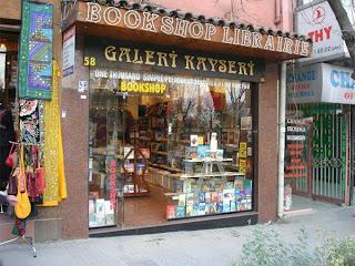 Galeri Kayseri bookstore Istanbul