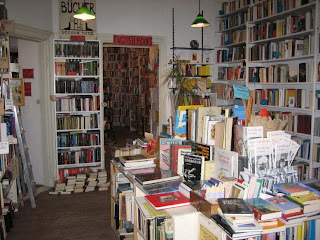 Fair Exchange bookstore Berlin