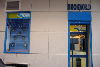 bookworld bookstore spain