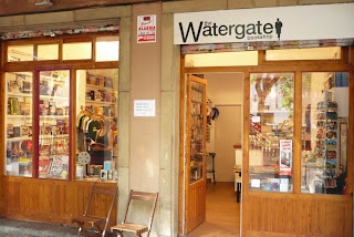 the watergate bookshop barcelona