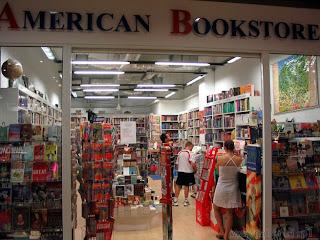 american bookstore warsaw