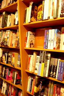 Bookworld Madrid bookshop