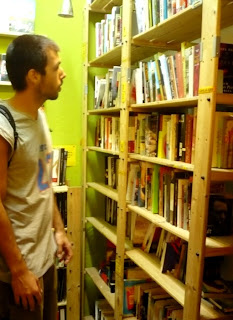 Libreria de Lavapies Madrid