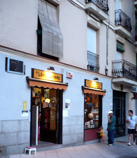 Lavapies Madrid