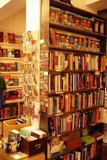 The Watergate Bookshop Interior