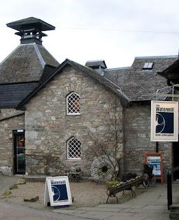 Watermill aberfeldy Scotland