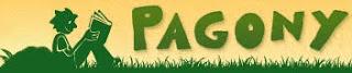 pagony bookstore logo