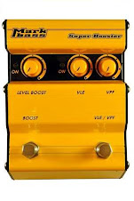 Markbass Effector: Super Booster