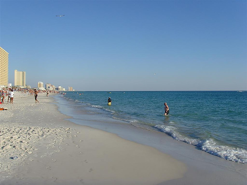 The w in panama city beach