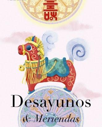 DESAYUNS & MERIENDAS