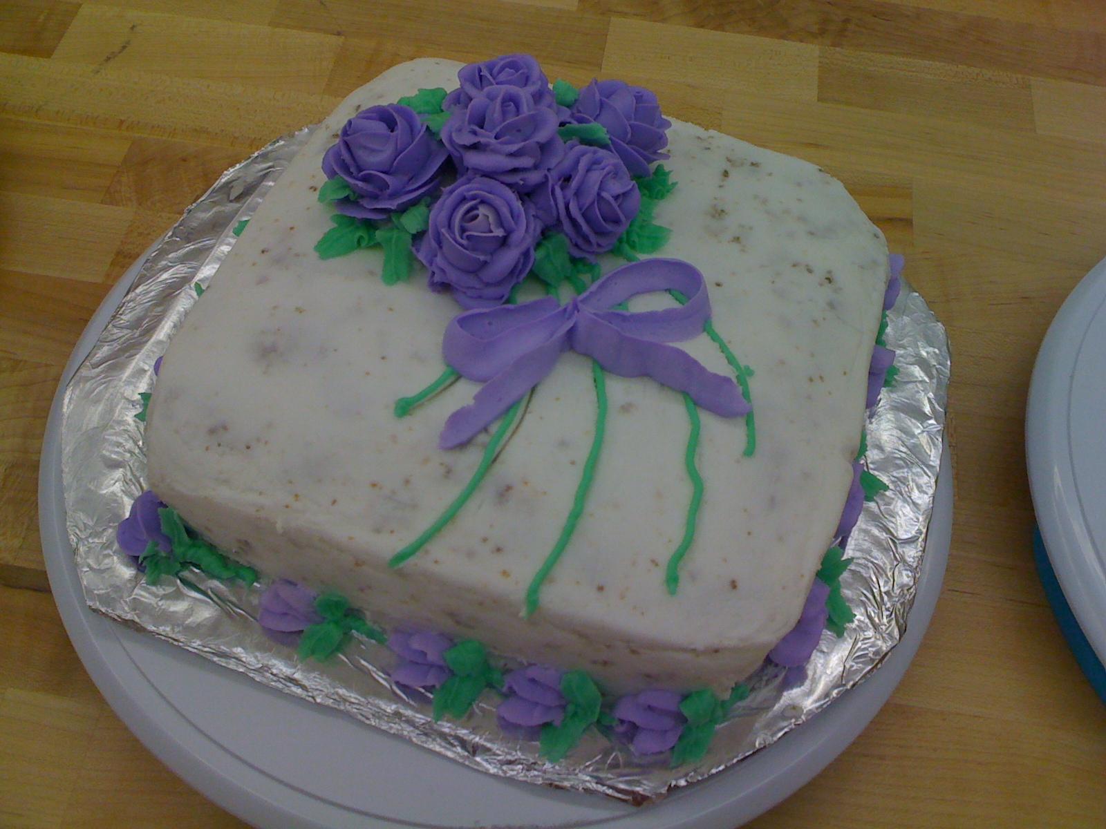 Cake Decorating Class Ryedale