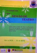 TEATRO DE SURDOS NO SALÃO DA ARCOR