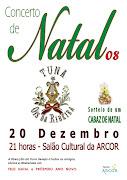 Concerto de Natal da Tuna de Ois da Ribeira