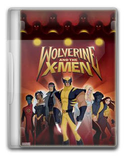 Wolverine E Os X Men (1ª Temporada)
