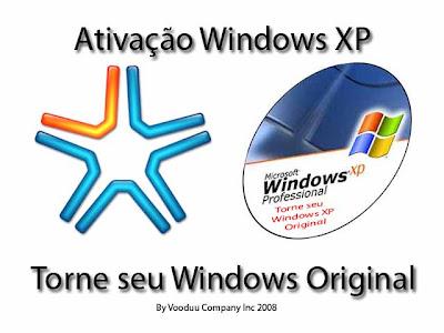 Como validar seu Windows XP e deixando sua cópia original