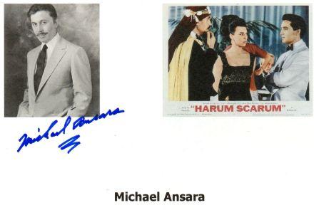 mike ansara. Michael Ansara
