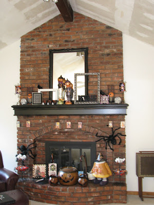 Let Bring Your Brick Fireplace Into This Decade