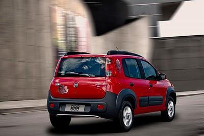 Fiat Uno Way 2011