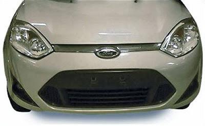 Ford Fiesta 2010 Mercosur
