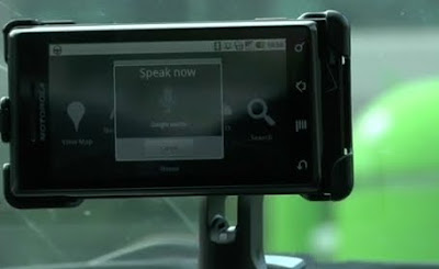 Sistema GPS de Google