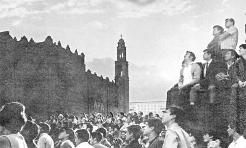Iglesia de Tlatelolco