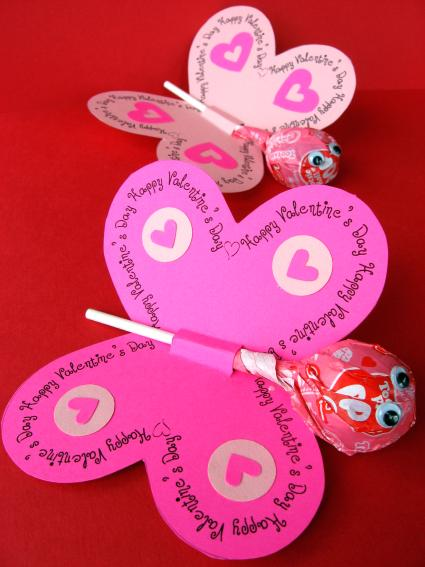 Valentine card ideas that are handmade can be designed for everbody.
