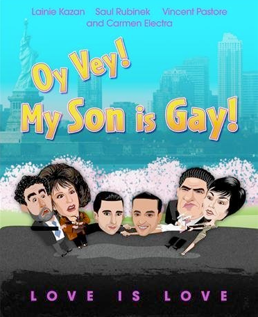 Movie Reviews - Gay Themed: Oye Vey! My Son Is Gay!
