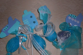 Bunga Telur Foam Paper (contoh boy)