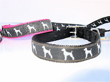 Weim collar & leash - 50% of all sales go directly back to WRT!!!   Buy yours today!