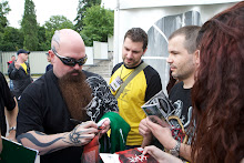 С Kerry King от Slayer