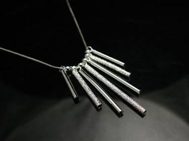 Silver fancy chain