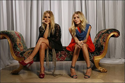 The Row Clothing Line By The Olsen Twins as their clothing line Row