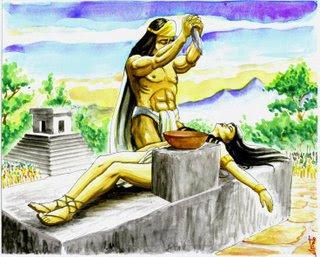 La Religion De Los Aztecas