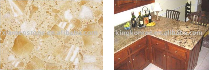 Tec ponto pedras artificiais e naturais for Granito artificial