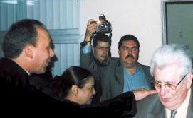 CON EL GOBERNADOR DE CHIHUAHUA