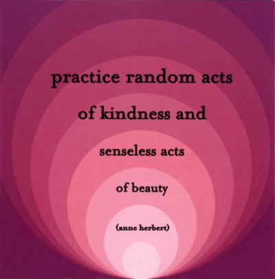 essay kindness