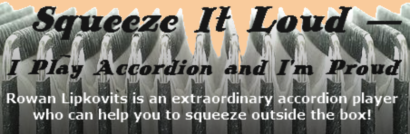 Squeeze It Loud -- I Play Accordion And I'm Proud