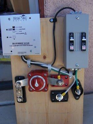 i10 2010 lance model 1685 inverter & solar installation  at alyssarenee.co